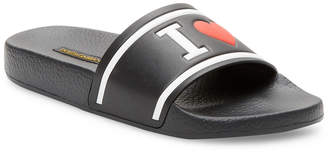 Dolce & Gabbana I Love Leather Slides