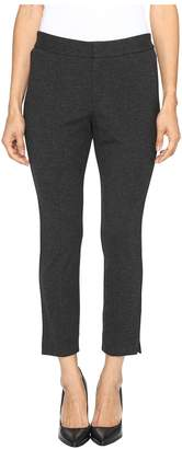 NYDJ Petite Petite Betty Ankle Pants in Charcoal Women's Casual Pants