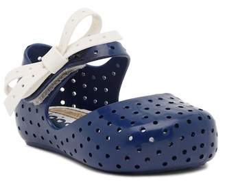 Mini Melissa Furadinha + Perforated Mary Jane Jelly (Toddler)