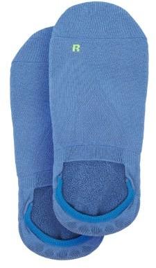 Falke Cool Kick Trainer Socks - Womens - Blue