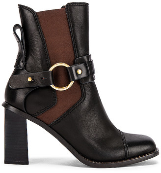 See by Chloe Alexis Bootie
