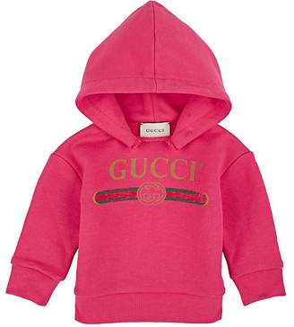Gucci Infants' Logo-Print Cotton Hoodie