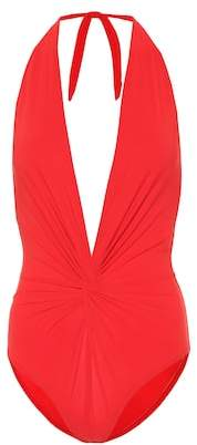 Karla Colletto Halter swimsuit