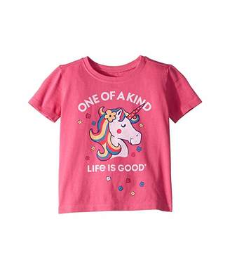 Life is Good One of a Kind Crushertm Tee (Toddler)