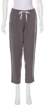 Charli Cohen Mid-Rise Straight-Leg Pants