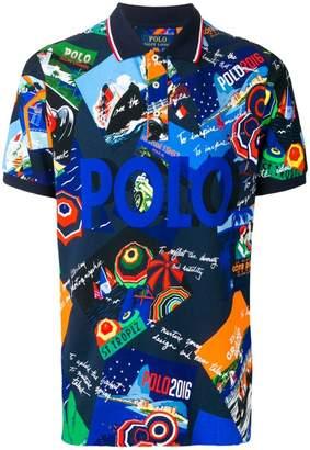 Polo Ralph Lauren Poster Diary polo shirt