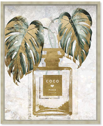 Oliver Gal Monstera Paris Perfume By The Artist Co.