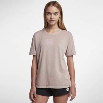 Hurley Send Toobs Wash Ringer Womens T-Shirt