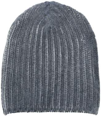 Warm-Me ribbed knit beanie
