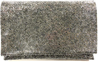 Sondra Roberts Facetted Crystals Clutch