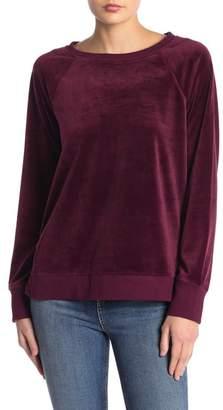 Cable & Gauge Velour Sweatshirt