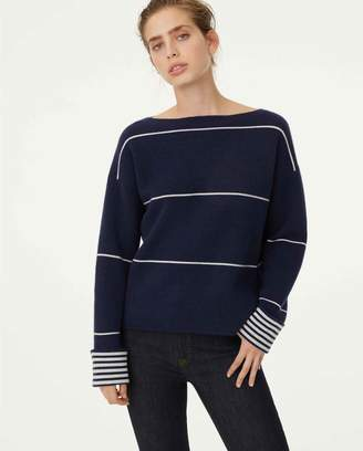 Club Monaco Reversible Cashmere Sweater