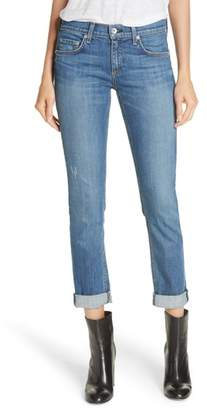 Rag & Bone Dre Slim Fit Boyfriend Jeans