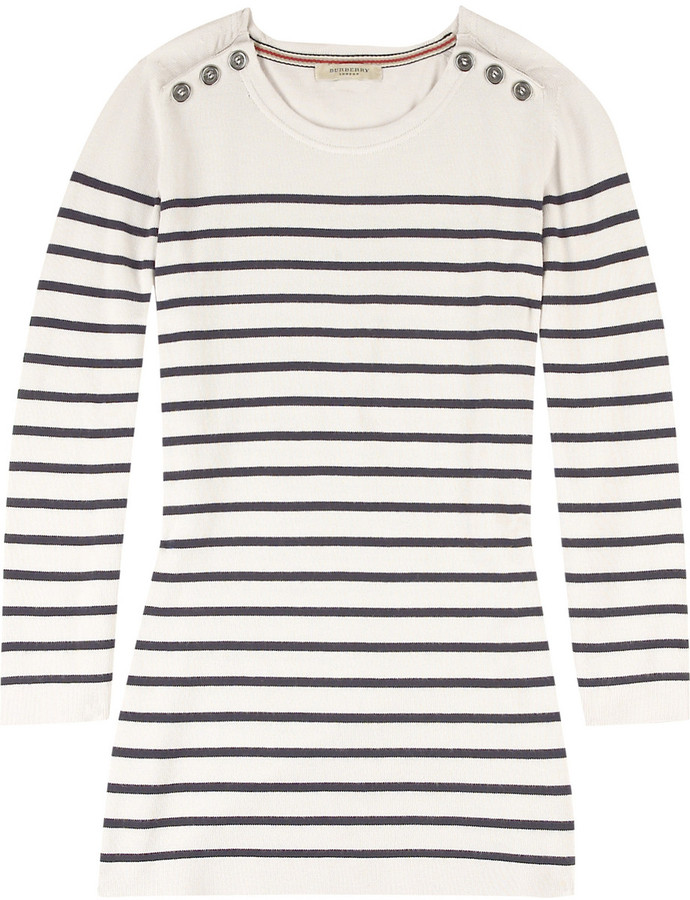 Burberry Nautical striped sweater