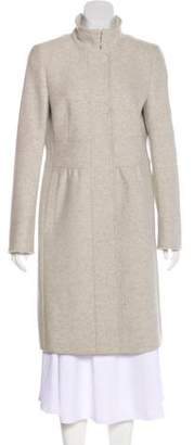Akris Punto Wool Long Coat