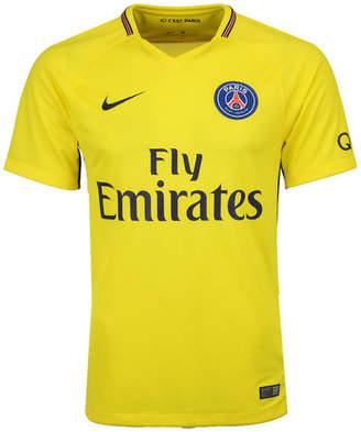 Nike Men's Paris Saint-Germain Club Team Away Stadium Jersey