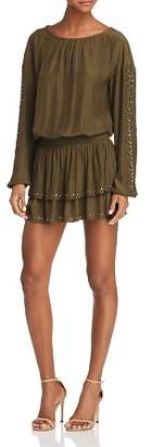 Ramy Brook Sheryl Embellished Mini Dress