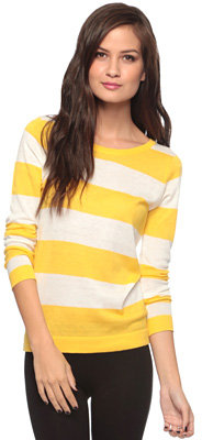 Style deals Long Sleeve StripedSweater