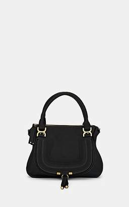 Chloé Women's Marcie Medium Leather Satchel - Black