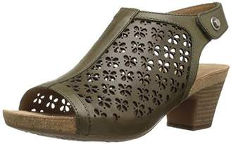 Josef Seibel Women's Ruth 33 Platform Dress Sandal