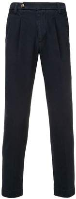 Entre Amis tapered trousers