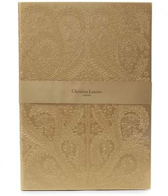 Christian Lacroix Papier A4 Paseo Blank Paged Journal
