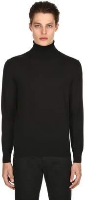 Ermenegildo Zegna Techmerino Wool Knit Sweater