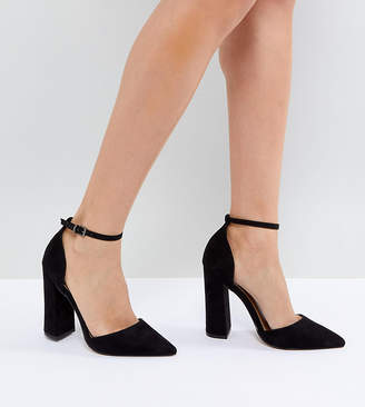 3aefeb5fa3 Asos Design DESIGN Pebble pointed high heels