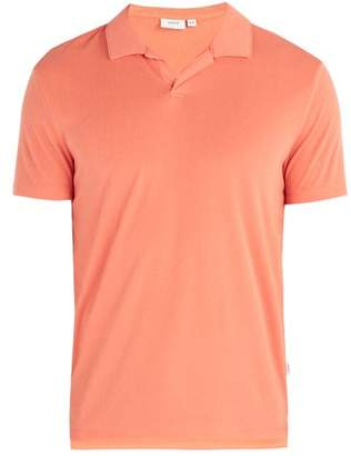 Onia Shaun Polo Shirt - Mens - Orange