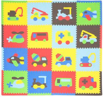 Tadpoles 16 Piece Transport Playmat Set