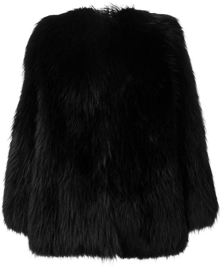 Numerootto oversized coat