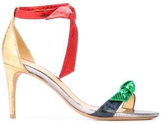 Alexandre Birman front strap sandals