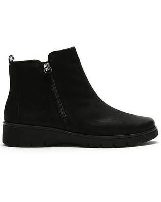 Daniel Footwear Daniel Rainford Double Zip Ankle Boots