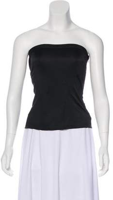 Antonio Berardi Strapless Sleeveless Top w/ Tags