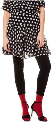 Juicy Couture Polka Dot Flirty Skirt