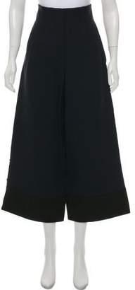 3.1 Phillip Lim Wide-Leg Colorblock Pants