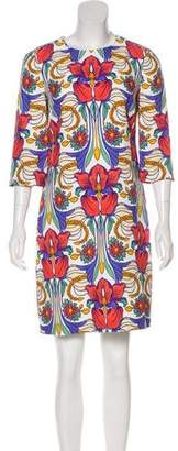 Aquilano Rimondi Aquilano.Rimondi Floral Mini Dress