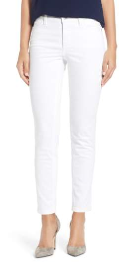 Clarissa Colored Stretch Ankle Skinny Jeans