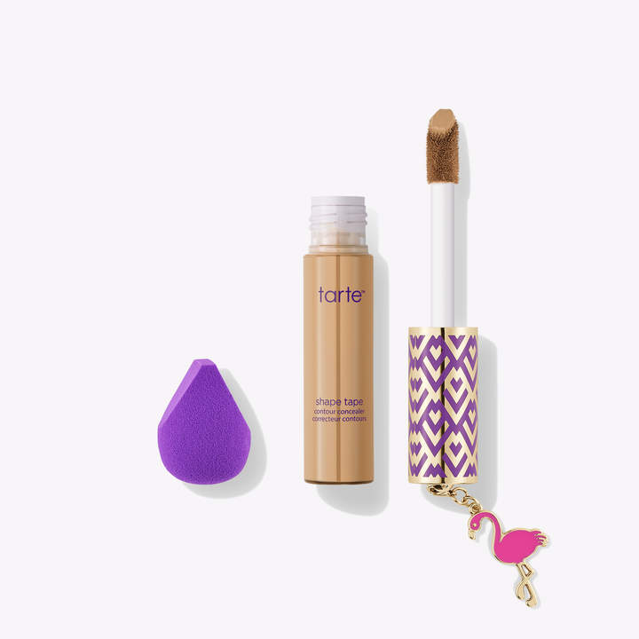 Shape Tape Concealer & Mini Sponge Set