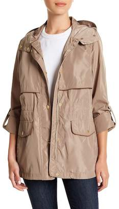 London Fog Missy Hooded Anorak