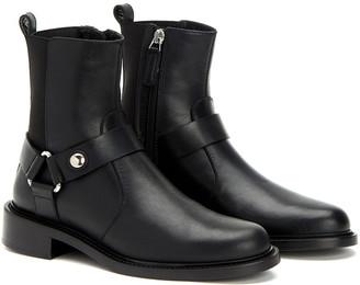 Aquatalia Alexa Waterproof Burnished Leather Boot