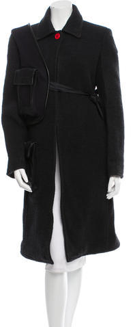 CelineCéline Winter 2015 Wool Coat w/ Tags