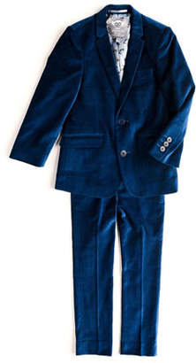 Appaman Boys' Two-Piece Mod Velvet Suit, 2-14