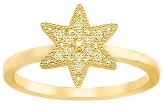 Swarovski Field Crystal Ring - Size 7