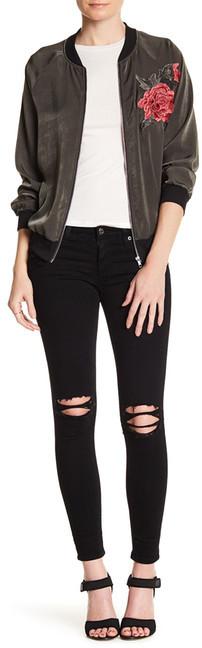 AG JeansAG Distressed Super Skinny Jean