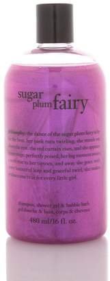 philosophy Sugar Plum Fairy 3-In-1 Shower Gel - 16 Oz.