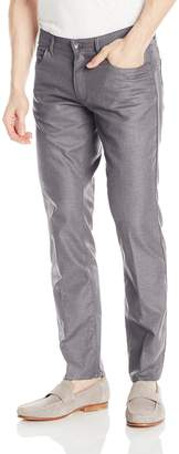 Calvin Klein Men's Slim Fit 5 Pocket Stretch Grindle Pant
