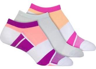 Danskin Ultralite NoShow Socks, 3-pack