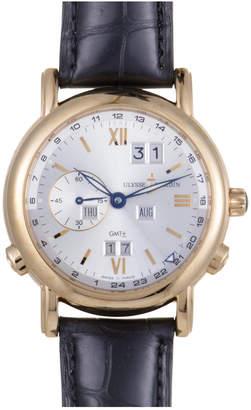 Ulysse Nardin Gmt Perpetual Men's 40Mm Watch