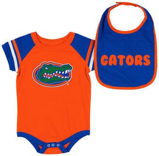 Colosseum Florida Gators Onesie & Bib Set, Infants (0-9 Months)